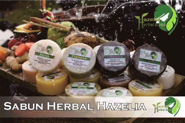 Sabun-Herbal-Hazelia-Sabun-Herbal-Solo